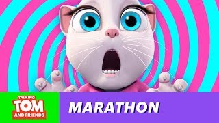 Talking Tom and Friends Marathon Part 2 (4.5 hours)