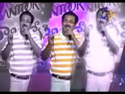 Swarabhishekam - Vandemataram Srinivas Performance - Malle Teegaku Pandirivole Song - 21st September 2014