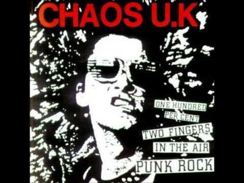 Chaos Uk - Ronnie Ii