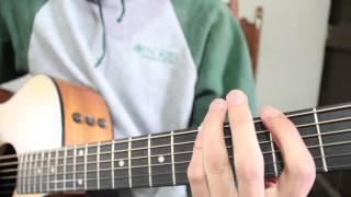 """Como tocar """"Te Deseo Lo Mejor"""" Gerardo Coronel- Alta Consigna TUTORIAL DE GUITARRA @AldoGarcia"""