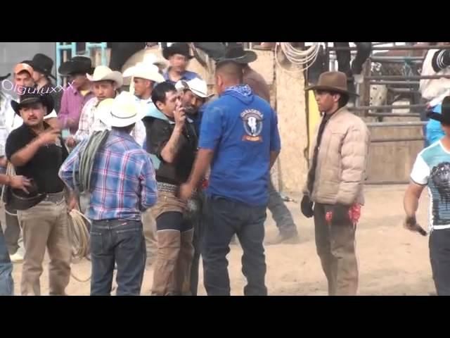 Jaripeo Fiesta San Isidro Michoacan  2014 en California