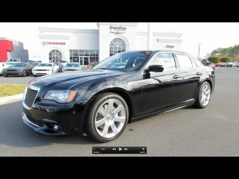 2012 Chrysler 300C SRT-8 392 Start Up, Exhaust, and In Depth Tour