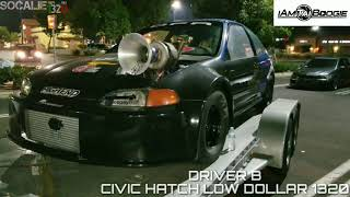 Driver b vs uhhson dsm 1320 socal street racing