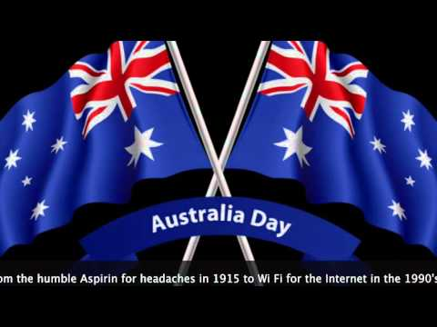 2UE Australia Day Interview to improve your memory