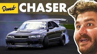 Toyota Chaser - Everything You Need to Know | Up to Speed