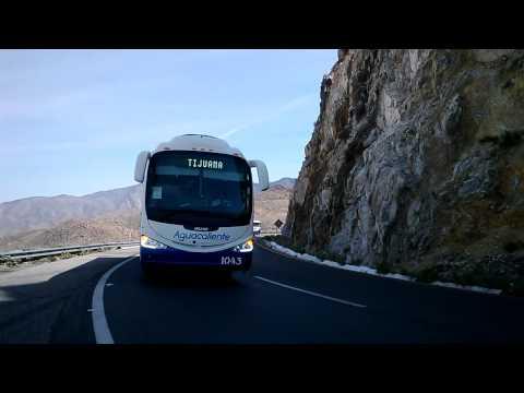 Autobuses agua caliente 2014 rumorosa b.c