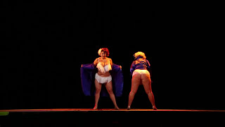 Cin City Burlesque - Tits And Ass (Dance 10, Looks 3) (2016 Sep. Performance)
