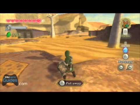 Zelda Skyward Sword Walkthrough - Generator 1 (Part 44)