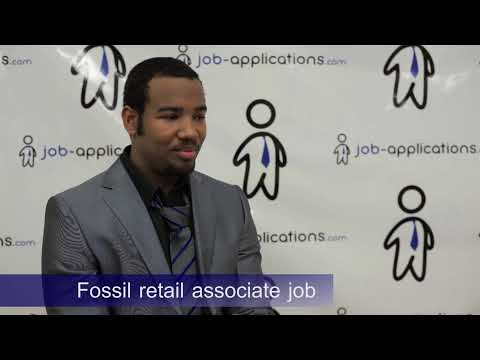 Fossil Interview - Retail Associate