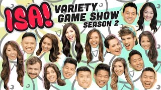 """ISA!"" Season 2 Teaser | 1st Asian American Variety Game Show!"