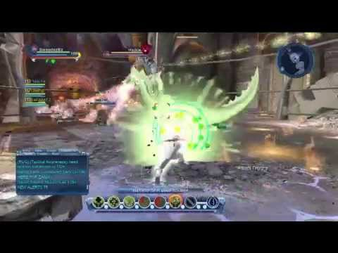 DCUO NEWS Alert T6 Heal Nature + Feat : Le Défi
