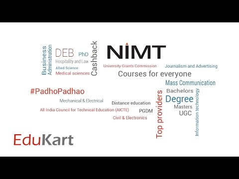 National Institute of Management and Technology | NIMT | EduKart
