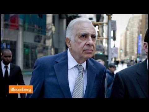 Carl Icahn Cites 50-Year Record in Denying Insider Trading