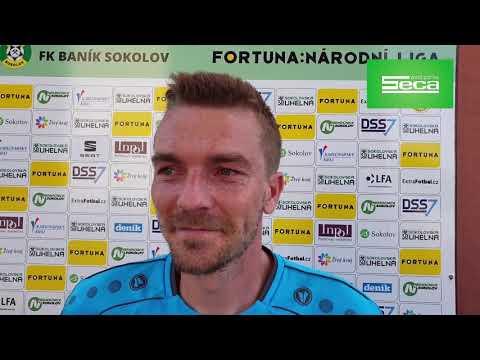 Rozhovor s Milanem Černým po prvním zápase v Sokolově