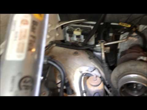 2001 Dodge Ram 2500 Front Wheel Bearing Replace