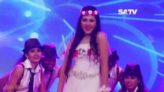 SUPRIYA  DANCE PERFORMANCE ON   DANCE TIME   EID SHOW SEPTEMBER 2016 Only On SATV   YouTube 720p