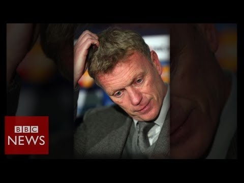 Sacked: David Moyes in his own words - BBC News
