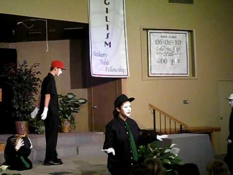 Bethany Christian Academy Drama Team - Carman (The Court Room)