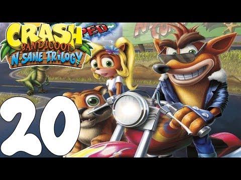 Crash Bandicoot N. Sane Trilogy! EL SALTARÍN MADAFAKA! Cap.20!