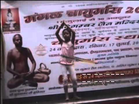 Namokar Mantra Ring Dance video