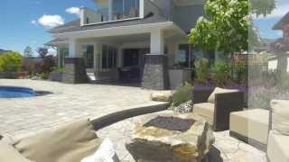 Outdoor Living - Kelowna - Rykon Construction & Sticks and Stones