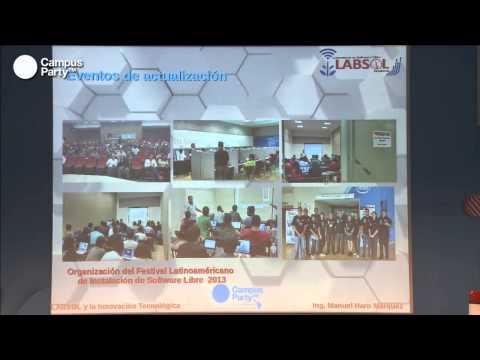 CPMX4 - Laboratorio de Software Libre y la innovación tecnológic