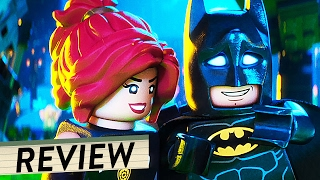 THE LEGO BATMAN MOVIE Trailer Deutsch German & Review, Kritik (HD) | mit Gronkh & Luke