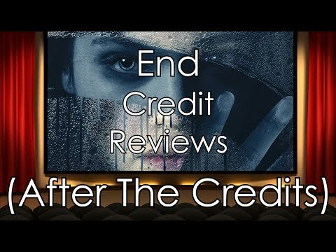 End Credit Reviews Look Away Review