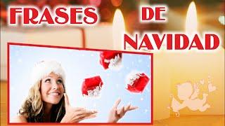 Frases De Navidad Para Reflexionar, Mensajes Cortos De Navidad, El Mejor Video De Navidad