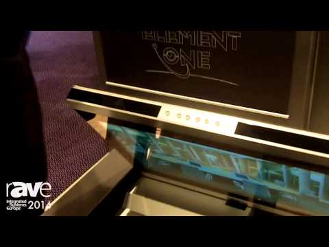 ISE 2014: Element One Shows Modis Panel Integrated from Below