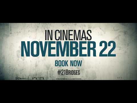 21 Bridges - 'Going Bad' - In Cinemas November 22