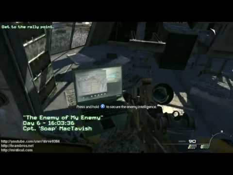 Guia de ordenadores- Call of Duty  Modern Warfare 2 (parte 2)