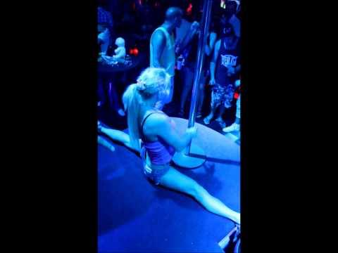 Russia's Best Pole Dancer at Tai Pan Disco – Patong, Phuket