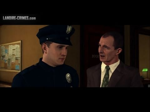LA Noire - Walkthrough - Mission #4 - Buyer Beware