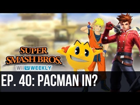 Super Smash Bros. Wii U/3DS - Why Pac-Man (or Lloyd) is in, and Snake is SUPER out