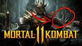 MORTAL KOMBAT 11 - 10 Things You MISSED In The Reveal Trailer! (Mortal Kombat 11 Trailer Breakdown)