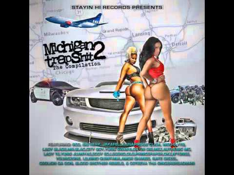 MICHIGAN TRAPSHIT2 THE COMPILATION (THIS WHAT IT IS) AUTHENTIC MC