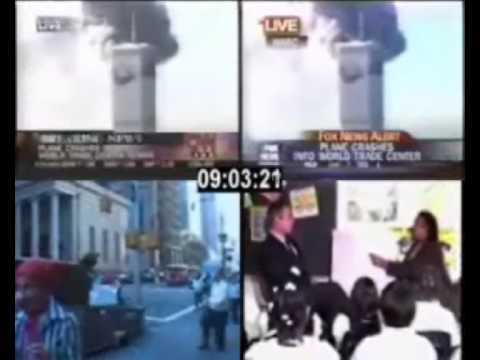 9/11 Twin Towers Attack timeline (part one)