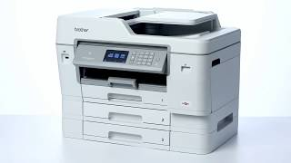 Brother MFC-J6947DW Professional  Colour Wireless A3 Inkjet 4-in-1 Multifunction Printer