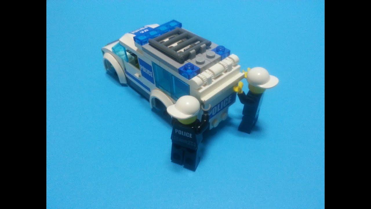 Police Car Lego Lego City Police Car Series 2