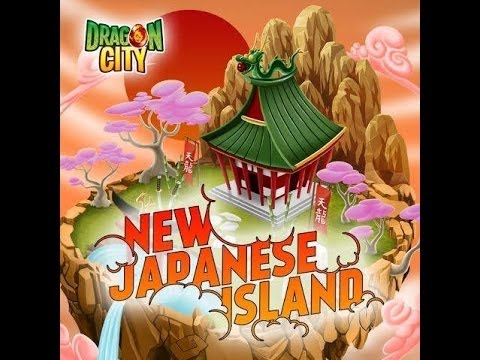 "Dragon City: ""HACK DE LA ISLA DOJO"" ISLA JAPONESSA 2014 HD"
