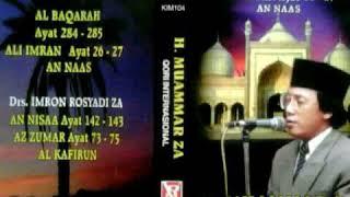 H Muammar ZA & H Imron Rosyadi ZA - Malam Nuzulul Qur'an LIVE In Ponpes Ummul Qurro Th.1997