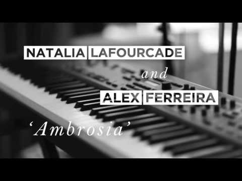 Natalia Lafourcade and Alex Ferreira