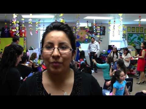 Textarudo -  Brookfield Elementary School en Chantilly, Virginia - Paola Escobar