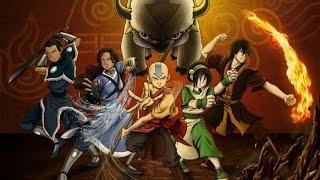 Fav TV shows - Avatar: The Last Airbender
