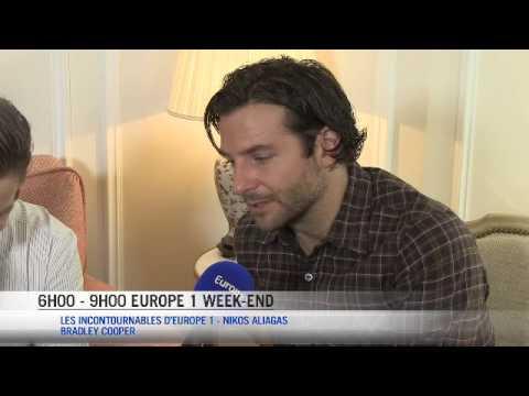 Bradley Cooper : «Tourner avec Omar Sy non, avec Spielberg oui»