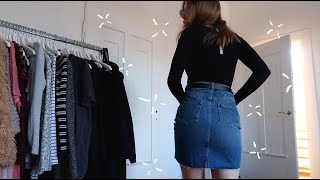 mini TRY-ON HAUL & produktiver Tag | Vlog