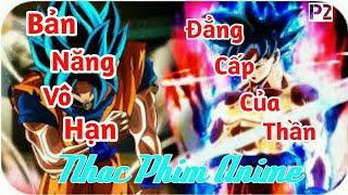 Nhạc Phim Anime Remix   Goku Bản Năng Vô Hạn Hoàn Thiện   Đánh Bại Jiren