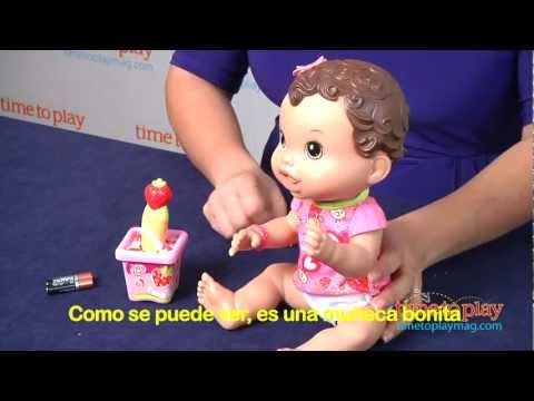 Baby Alive Baby All Gone From Hasbro Youtube