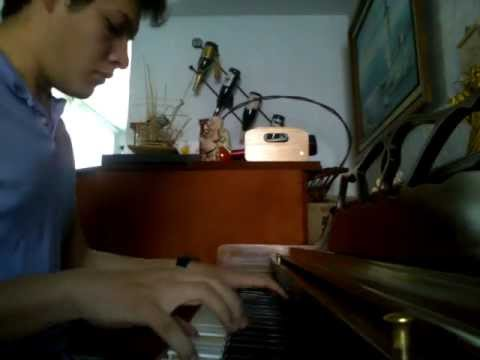Muse Starlight Piano version